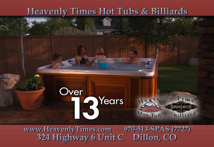 Heavenly Times Hot Tubs