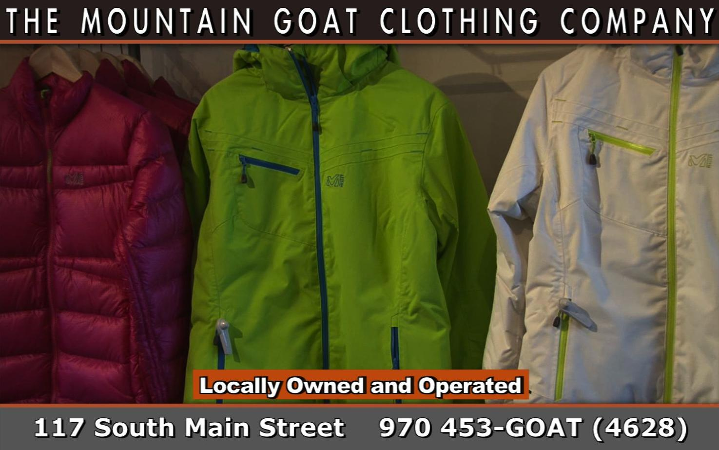 Mountain Goat Clothing Company
