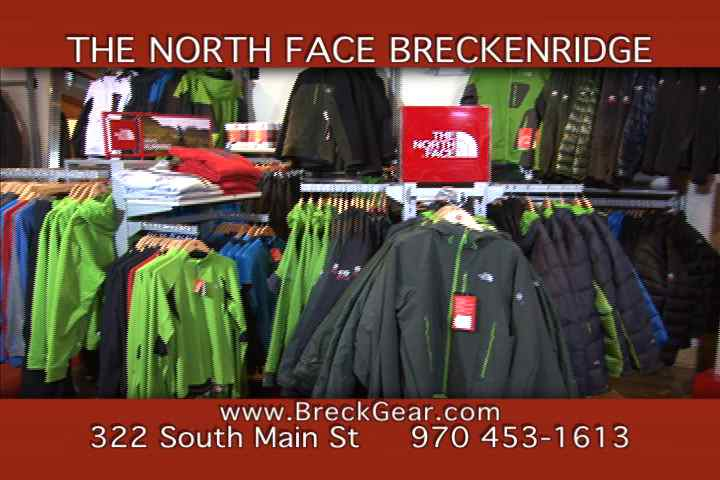 The North Face Breckenridge