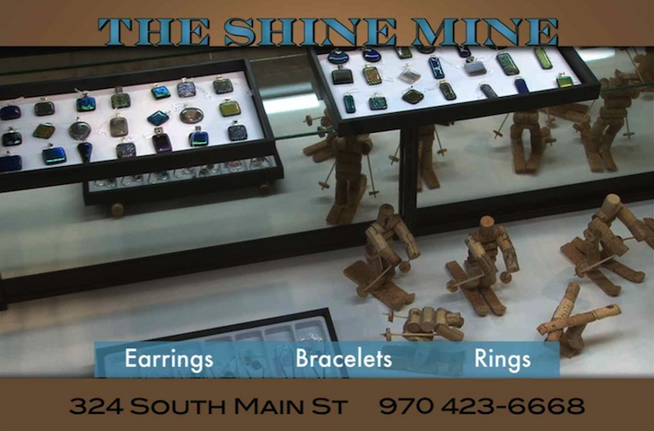 The Shine Mine
