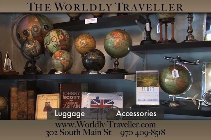 The Worldly Traveller